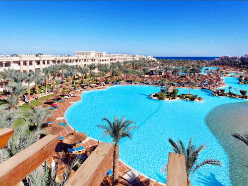 All Inclusive Egypte Albatros Palace Resort