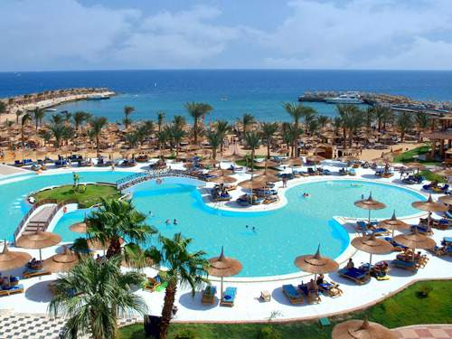 All Inclusive Egypte Beach Albatros Resort