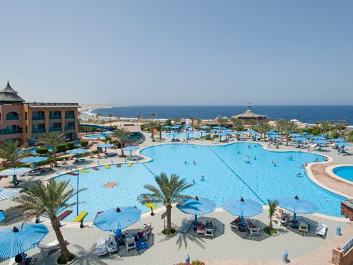 All Inclusive Egypte Dreams Beach El Quseir
