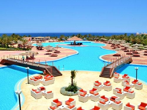 All Inclusive Egypte Fantazia Resort