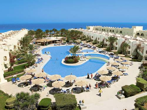 All Inclusive Egypte Palm Beach Resort te Hurghada