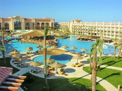 All Inclusive Egypte Pyramisa Beach Resort