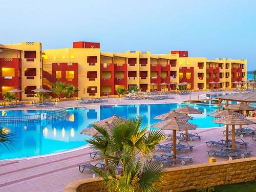 All Inclusive Egypte Royal Tulip Beach Resort
