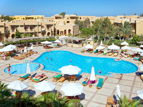 All Inclusive Egypte Three Corners Rihana Inn