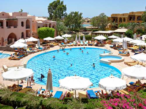 All Inclusive Egypte Three Corners Rihana Resort