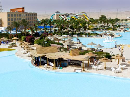 All Inclusive Egypte Titanic Resort & Aqua Park