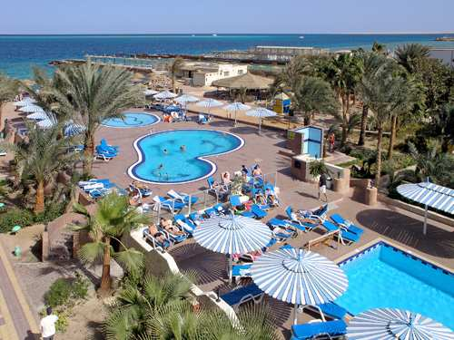 All Inclusive Egypte Triton Empire Beach