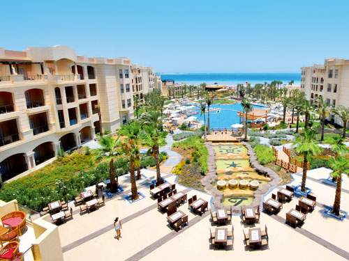 All Inclusive Egypte Tropitel Sal Hasheesh