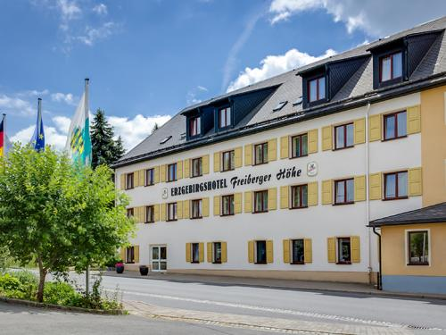 All Inclusive Saksen Hotel Freiberger Hoehe