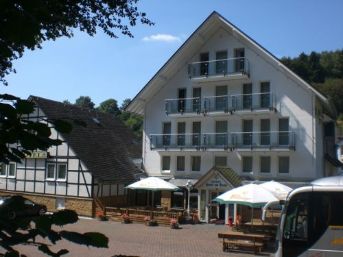 All Inclusive Sauerland Hotel Haus Am Stein