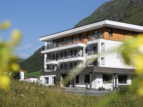 All Inclusive Tirol Hotel Zontaja