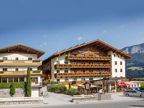 All Inclusive Tirol Sporthotel Tirolerhof