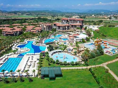 All Inclusive Turkije Club Calimera Serra Palace
