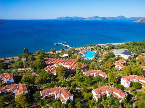 All Inclusive Turkije Club Tuana