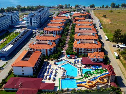 All Inclusive Turkije Eftalia Village te Alanya