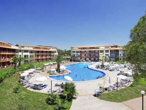 All Inclusive Turkije Ephesia Holiday Beach Club