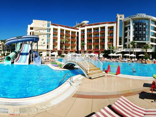 All Inclusive Turkije Grand Pasa
