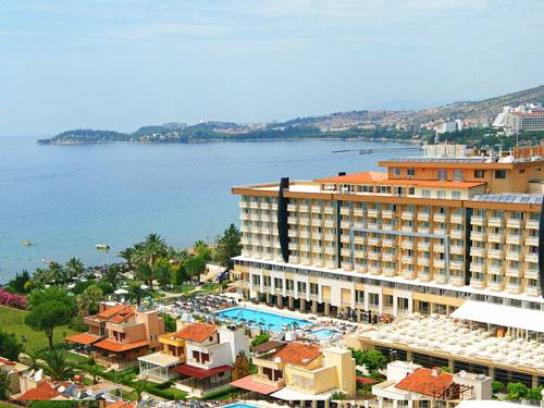 All Inclusive Turkije Hotel Ephesia