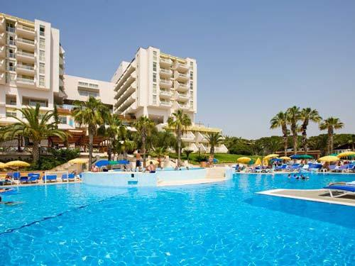 All Inclusive Turkije Hotel Fantasia