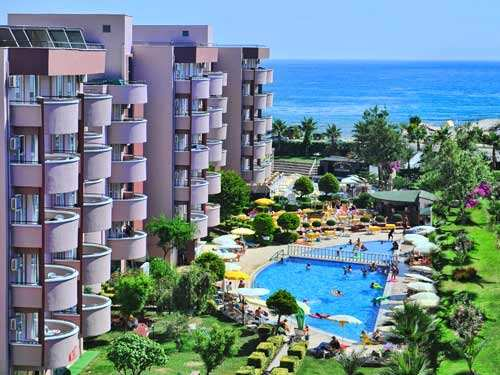 All Inclusive Turkije Hotel Grand Uysal
