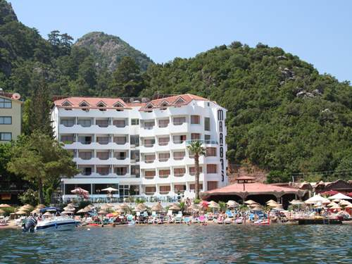 All Inclusive Turkije Hotel Marbas