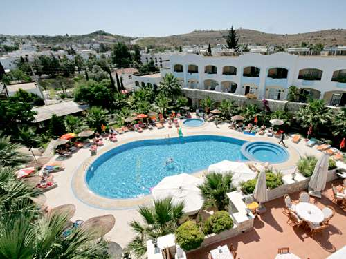 All Inclusive Turkije Hotel Parkim Ayaz