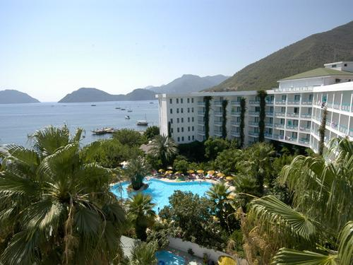 All Inclusive Turkije Hotel Tropical Beach