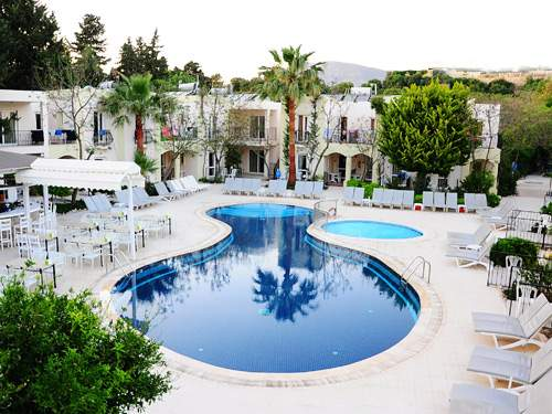 All Inclusive Turkije Paloma Family Club te Bodrum