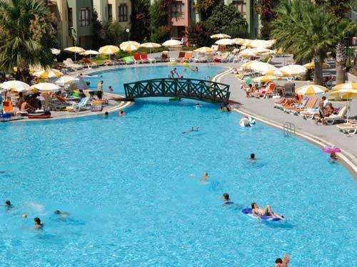 All Inclusive Turkije Vonresort Golden Beach
