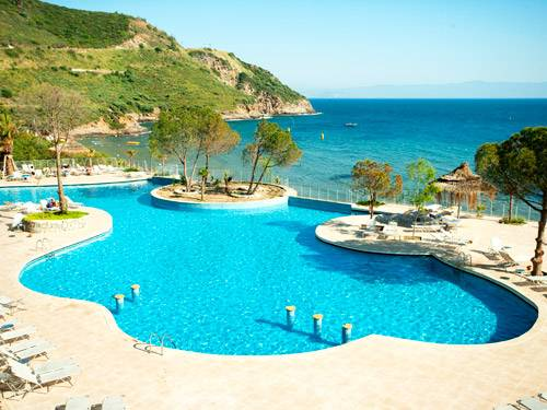 Aria Claros Beach & Spa Resort te Özdere