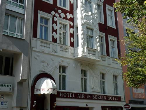 Berlijn Hotel Air In Berlin
