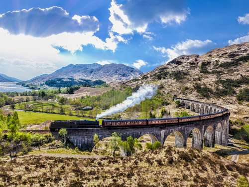 Busreis Romantic Highland Railways Van Schotland