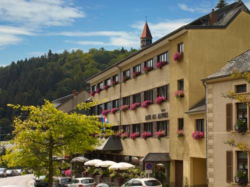 Clervaux Hotel Des Nations te Clervaux