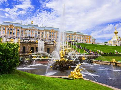 Cruise Scandinavie En Rusland