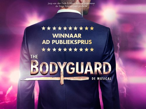 Dagarrangement The Bodyguard te Utrecht
