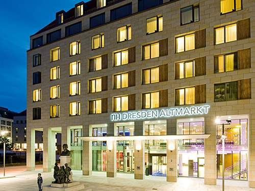 Dresden Hotel Nh Collection Altmarkt