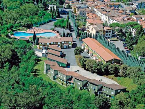 Fly Drive Toscane & Umbrie + Hotel Marrani