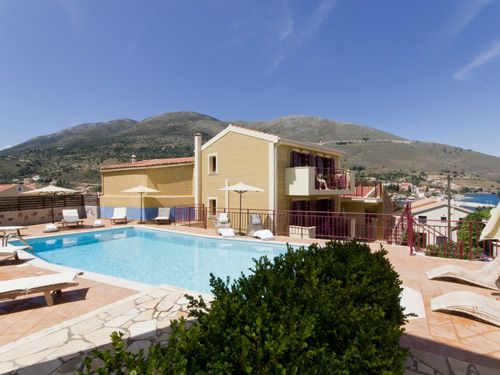 Greka Ionian Suites (appartement)