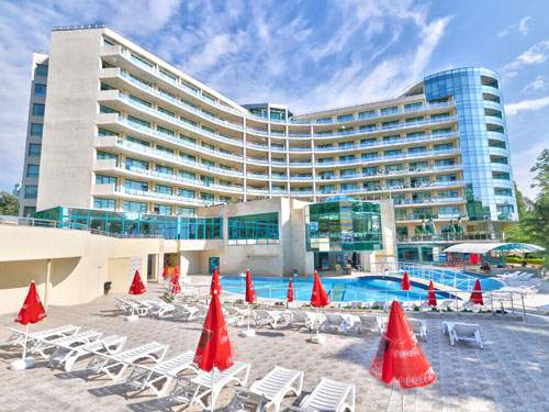 Hotel Marina Grand Beach te Golden Sands