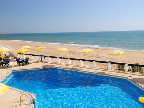 Overwinteren Holiday Inn Algarve (hotel)