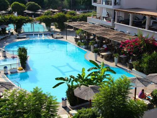Peridis Family Resort te Kos Stad