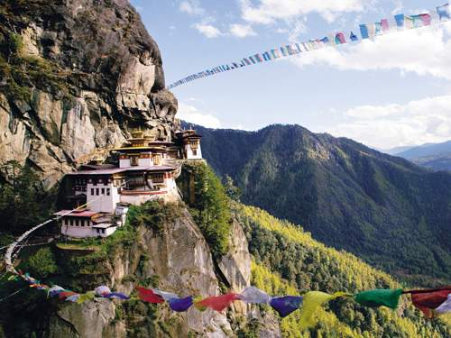 Rondreis Fascinerend India & Bhutan