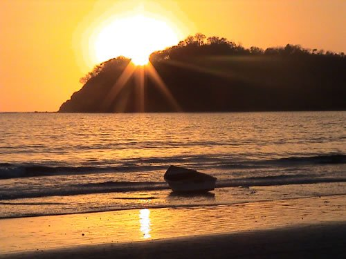 Rondreis Highlights Van Costa Rica Tamarindo Beach