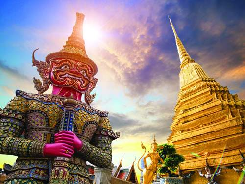 Single Reis Amazing Thailand te Bangkok