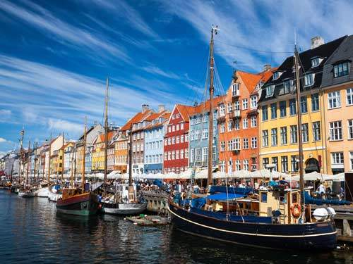 Single Reis Hip En Historisch Kopenhagen