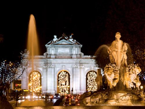 Single Reis Kerst In Madrid & Omgeving