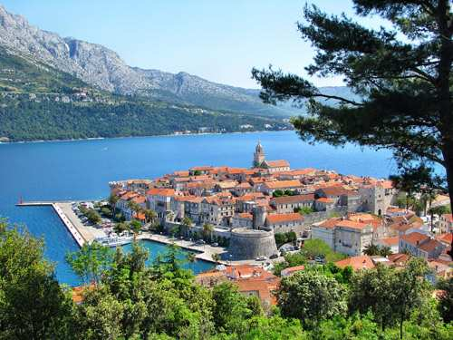 Single Reis Kroatie Beleef Korcula