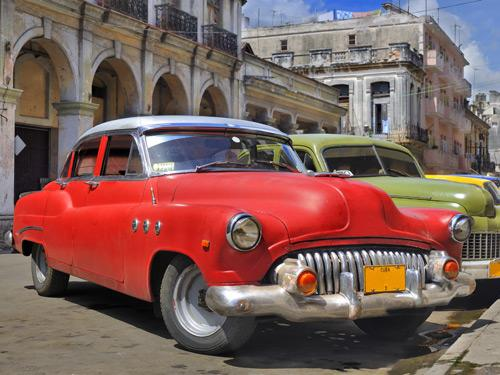 Single Reis Swingend Cuba te Havana