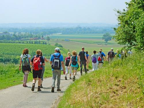Single Reis Wandelweekend Valkenburg