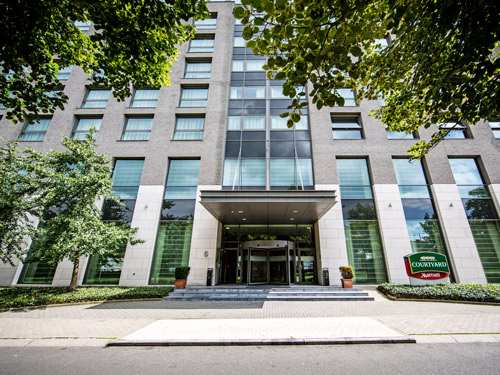 Stedentrip Brussel Courtyard Hotel By Marriott